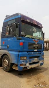 للبيع شاحنة مان 2002 حجم 410