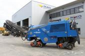 من المانيا قشاطة اسفلت  ورتجن 1.2 متر بحالة فنية جيدة و جاهزة للعمل فورا  Wirtgen W 120 F