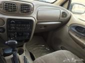 للبيع سيارة تريل بلايزر 2004 LT سعودي