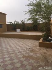 بيت للبيع بالدرب الكدرة و3 اراضي ملاصقة للبيت خلف مكتب الشعف الاخضر