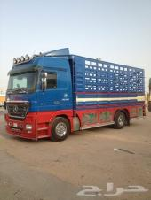 شاحنة اكتروس ميجا سبيس ثمان روسv8