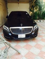 Mercedes-Bens امريكي s550 - 2014