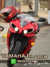 YAMAHA R1 2014 للبيع