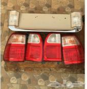 اسطبات خلفيه جيب لكزس 2000 مع صاجه لمبات ريوس 2007 جيب لكزس