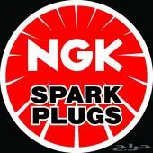 بواجي رياضية NGK أصلية للكمارو وجميع انواع السيارات