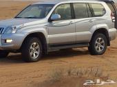 الرياض برادو 2009 للبيع نقد اوتقسط اوبدل بسيارة سيدان