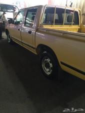 للبيع ددسن 2011 لون اصفر ممشى 88 الف .