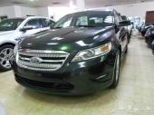 2010 فورد تورس SEL 3.5L V6 لون اسود نظيف جدا للبيع