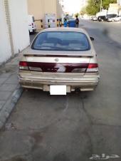 للبيع تشليح سيارة نيسان ماكسيما موديل 1998 م