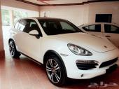 بورش كايين 2012  نظيف جدا الممشى 21000 كم  فل كامل Porsche Cayenne