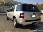 للبيع اكسبلورر 2007 سعودي نظيف