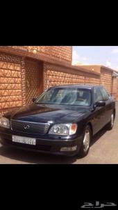 لكزس 98 سعودي ماشيه 160