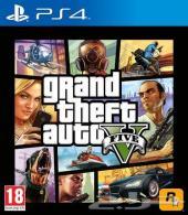 للبيع لعبة جراند ثيفت أوتو V GTA 5 (حرامي السيارات) بلاستيشن 3 و بلاستيشن 4