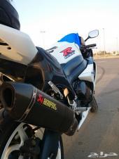 دراجة نارية للبيع suzuki 2010 gsxr 1000