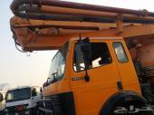 مضخة خرسانة 52 متر شوينغ للبيع
