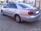 كامري 2005 فل كامل قراندي V6 نظيفة جدا جدا جدا (وكالة)
