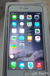 جوالات ايفون 6 بلس صيني فضي