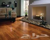 أفضل وأفخم أنواع الفينيل وخشب الأرضيات (الباركيه) والجدران بأسعار مناسبة