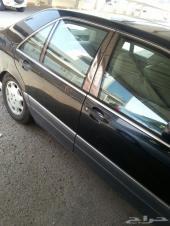 سيارة مرسيدس للبيع موديل 94