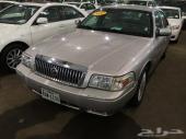 للبيع فورد جراند مركيز ليمتد 2009 بطاقه جمركيه عداد81000 الف ميل