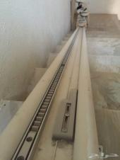 كرسي الدرج  الكهربائي (حلول لذوي الاحتياجات الخاصه وكبار السن)