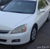 هوندا اكورد 2006 اسبيشل فتحه سقف وجير اوتوماتك  HONDA ACCORD  2006