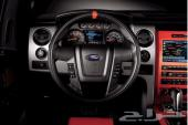 للبيع فورد رابتر F150 SVT Raptor   موديل 2011 غمارتين  بطاقة جمركيه   6.2
