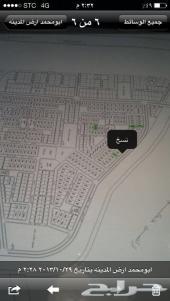 للبيع او البدل ارض تجاريه شارع 30 مساحة 708 متر