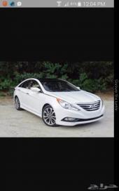 مجموعة سيارات هيونداي  سوناتا 2011 الي 2013 للبيع