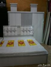 غرف نوم ومفارش ثلاثية الابعاد مع التوصيل