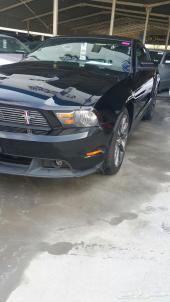فورد موستينج CALIRNIA الموديل 2011  GT
