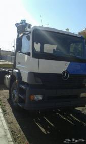 شاحنه مسكس مرسيدس2005الحجم2528(125الف)