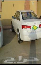 سوناتا 2010 سعودي شبه وكاله