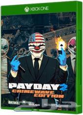 لعبه pay day 2 على xbox one