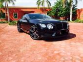 Bentley Continental GT V8 2014