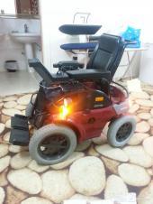كرسي كهربائي للمعاقين ب مواصفات عالية الجودة للبيع