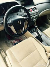 هوندا اكورد نظيفه جدا 2012