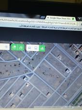 ارض للبيع فى مخطط الجيش مساحة 625  غربية شارع 20 مقابل حديقة