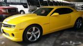 كومارو  الموديل 2010 اللون اصفر العداد 140 الموتر فل كامل ss على الفحص