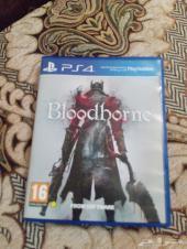 للبيع او البدل لعبه bloodborne