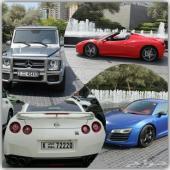 مكتب اتوجيت لتاجير السيارات في دبي