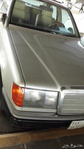 مرسيدس E230 موديل 1990 بودي بلد مستخدم واحد