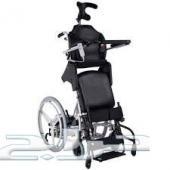 كرسي كهربائي متحرك لمتحديي الاعاقة الجسدي- عرض خاص