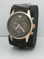عرض حصري ولفترة محدودة فقط ب (350) ريال ساعات مونت بلانك Montblanc watches ارماني Emporio Armani