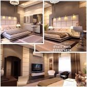 صمم منزلك او محلك التجاري بأفضل سعر وارقى تصميم مع البصمة السويسرية