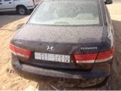 سوناتا 2007 نظيفه
