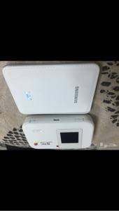 للبيع جهاز ميني واي فاي راوتر موزع انترنت من سامسونج(زي الهواوي)