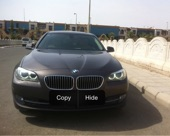 BMW 530 Li 2013 مواصفات خاصه فل كامل شاص طويل
