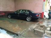 سيارة bmw 740il 1999