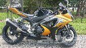 سوزوكي GSXR 1000 موديل 2008 بحالة ممتازة شبه جديد (بطاقة جمركية )